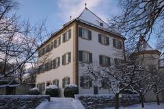Schloß Blutenburg im Winter II
