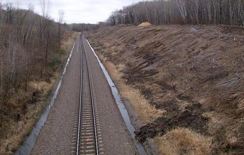 rail signal track