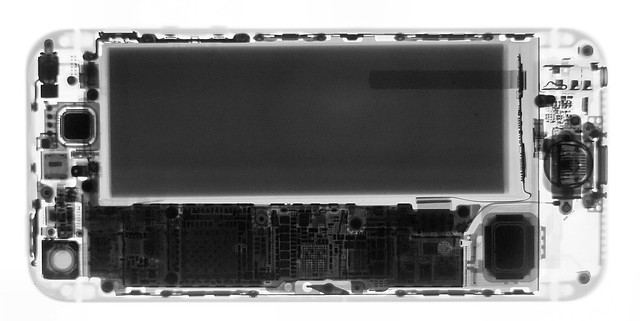iPhone 5s X-Ray