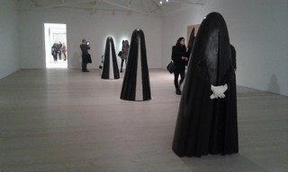 Revelations - Aiden - at the Saatchi Gallery