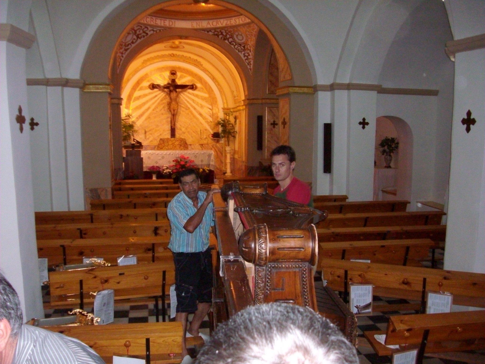 (2011-06-22) - Preparativos Imagen - José Vicente Romero Ripoll (10)