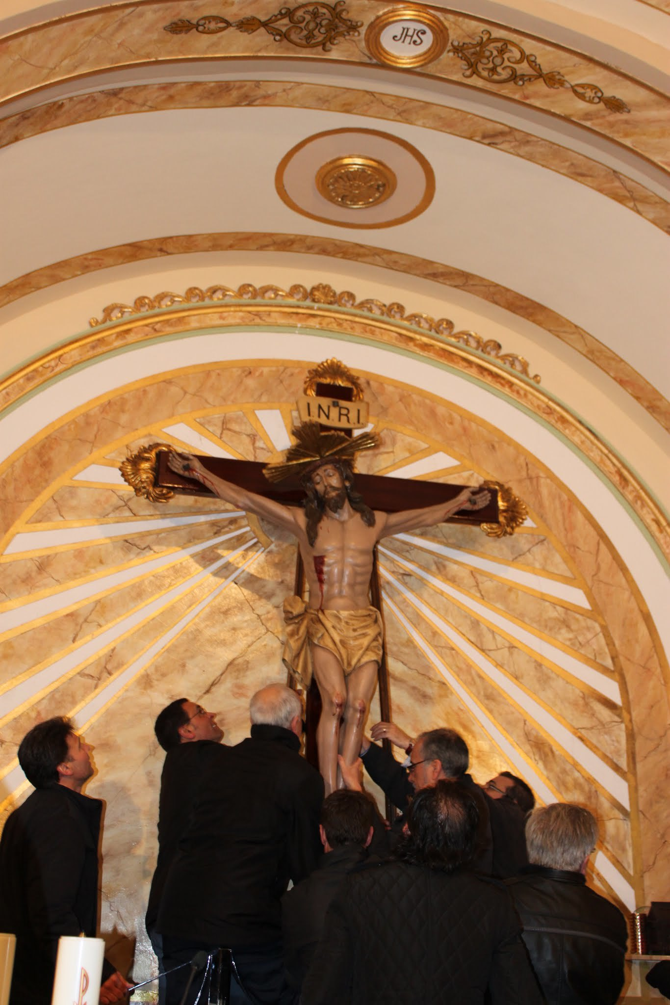 (2013-03-22) - IV Vía Crucis nocturno - Javier Romero Ripoll (233)
