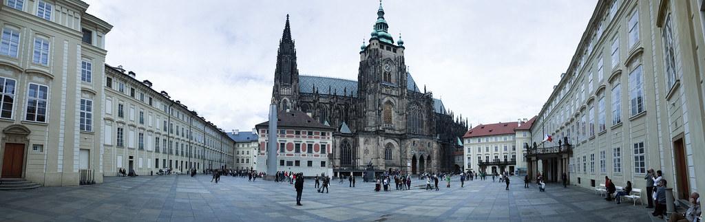St. Vitus Cathedral Prag