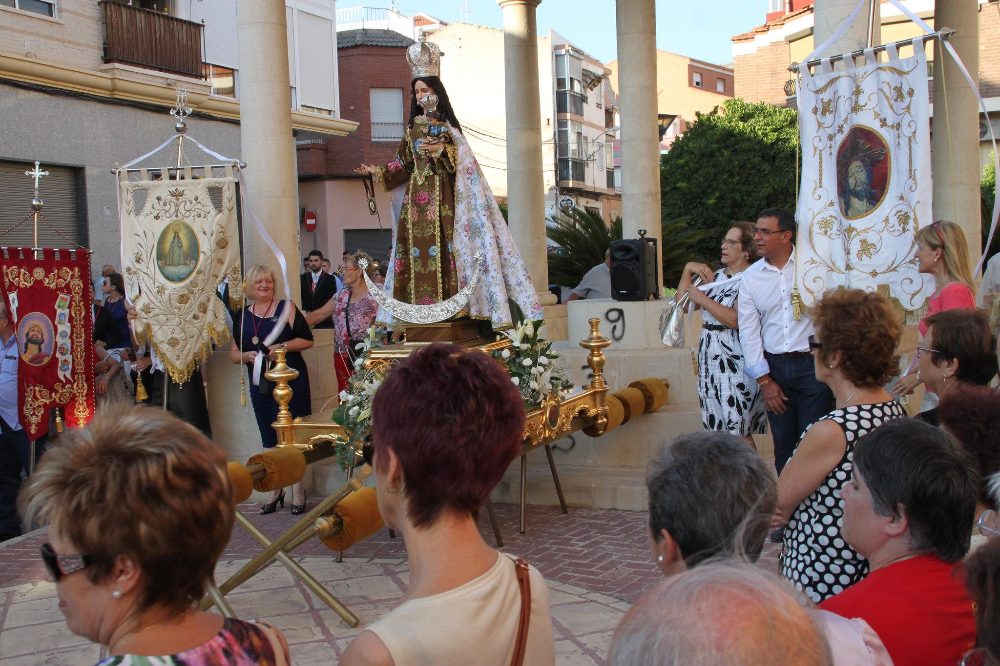 (2015-07-12) - Virgen del Carmen, parroquia La Santa Cruz - Javier Romero Ripoll (52)