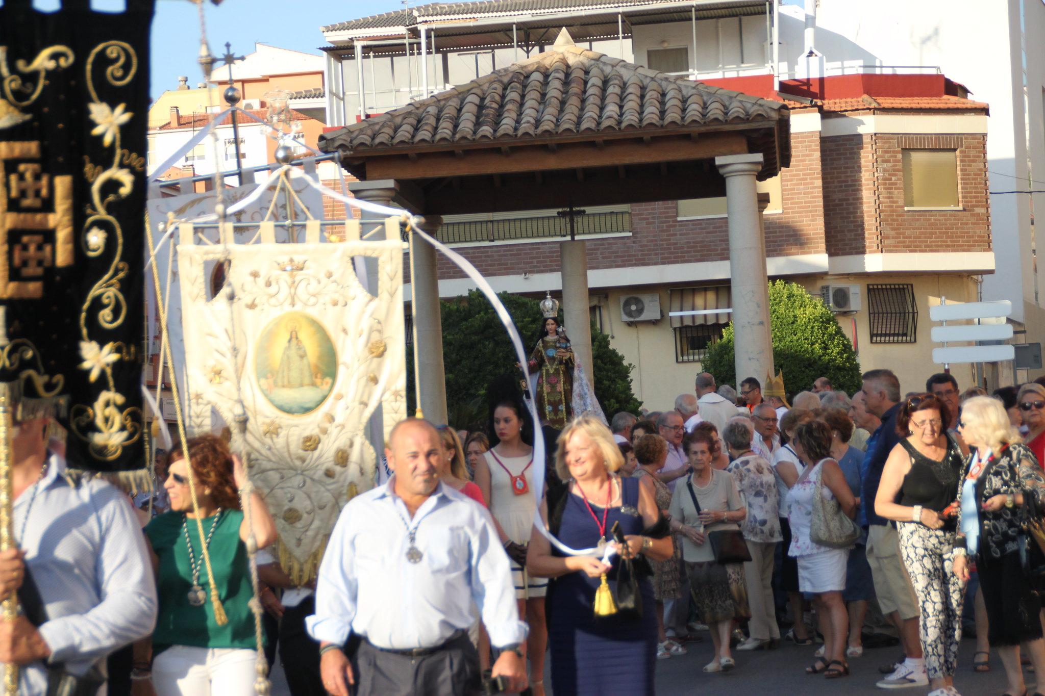 (2015-07-12) - Virgen del Carmen, parroquia La Santa Cruz - Javier Romero Ripoll (143)