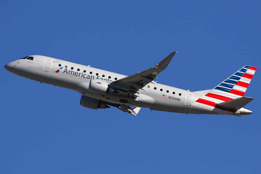 American Eagle (Compass Airlines) | Embraer 175 | N206NN