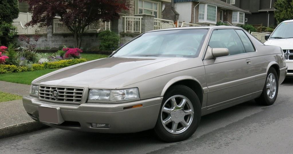 1992 02 cadillac eldorado touring coupe custom cab flickr flickr