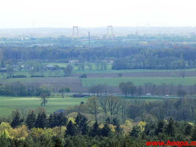 2016-04-30   Lentetocht  (klim) wandeling 40 Km  (71)