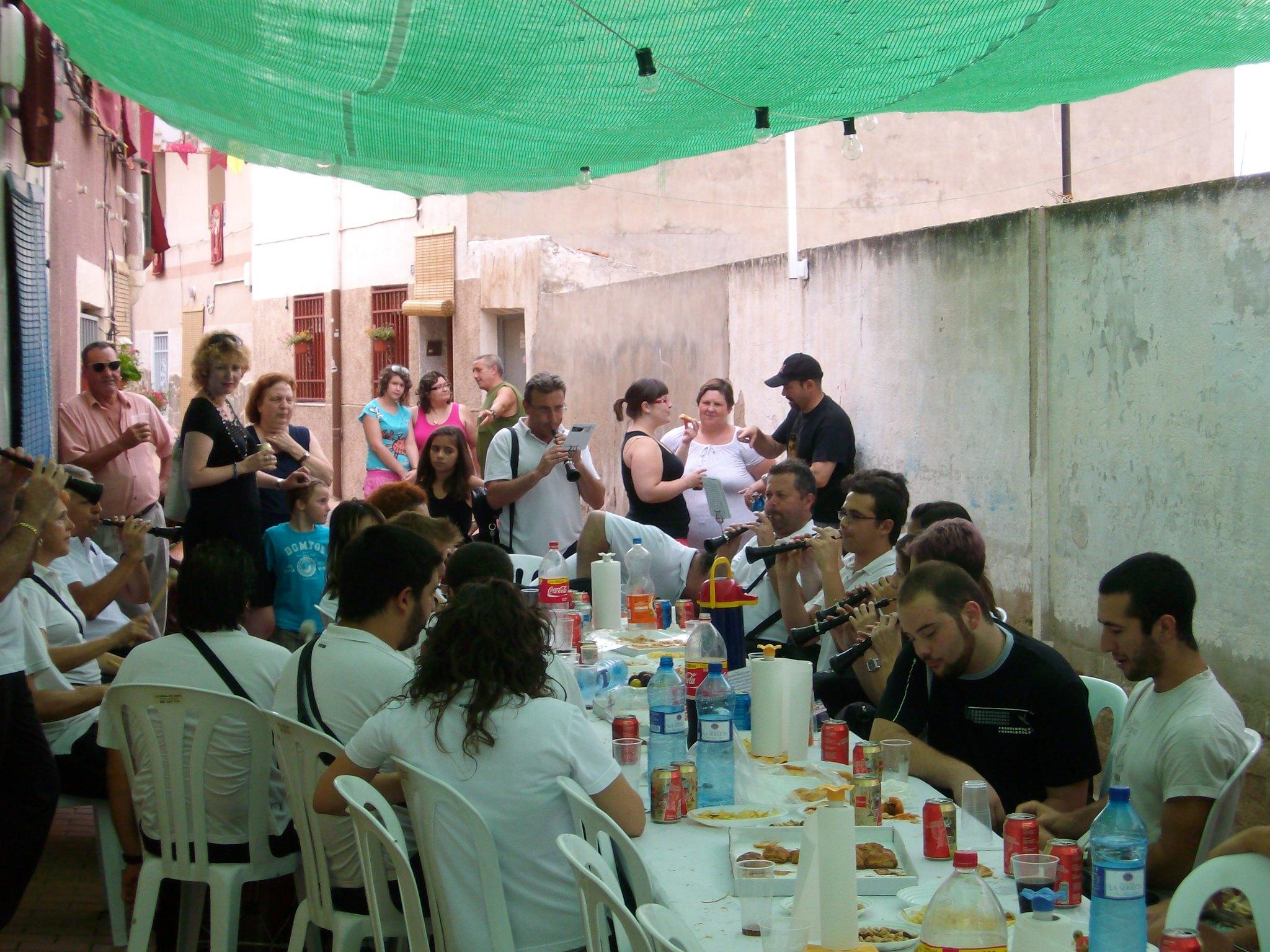 (2011-07-03) - Pasacalle Gent de Nanos -  José Vicente Romero Ripoll (46)