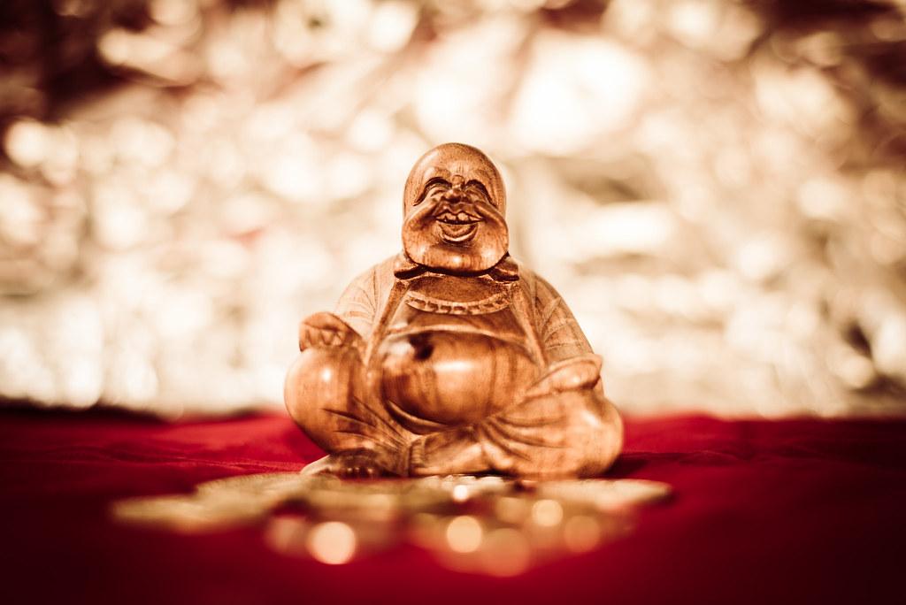 Laughing buddha #GoodFortune
