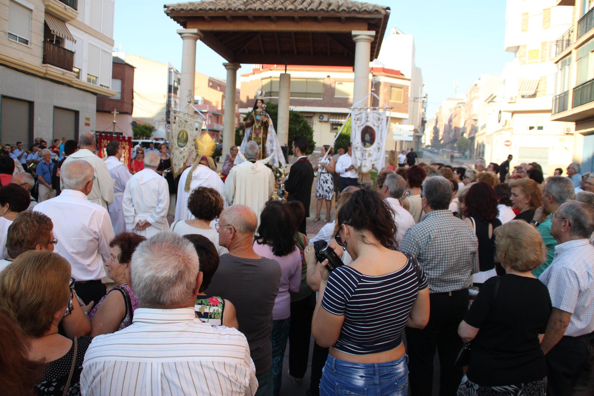 (2015-07-12) - Virgen del Carmen, parroquia La Santa Cruz - Javier Romero Ripoll (113)
