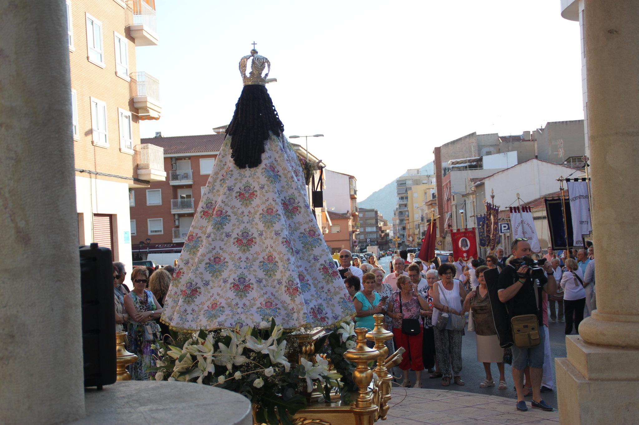 (2015-07-12) - Virgen del Carmen, parroquia La Santa Cruz - Javier Romero Ripoll (41)