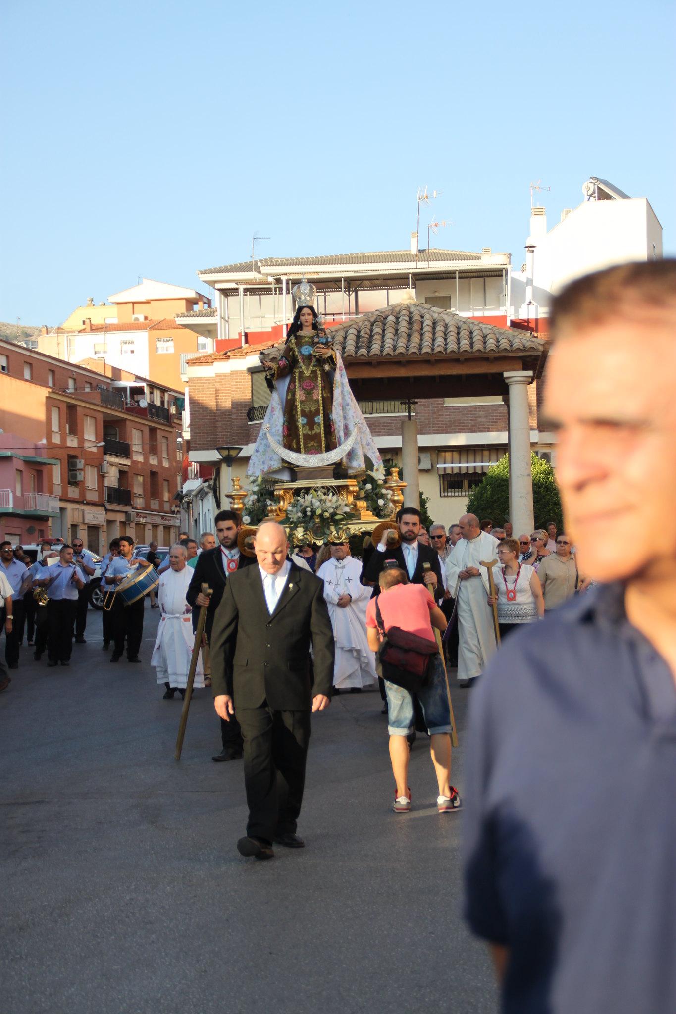 (2015-07-12) - Virgen del Carmen, parroquia La Santa Cruz - Javier Romero Ripoll (181)