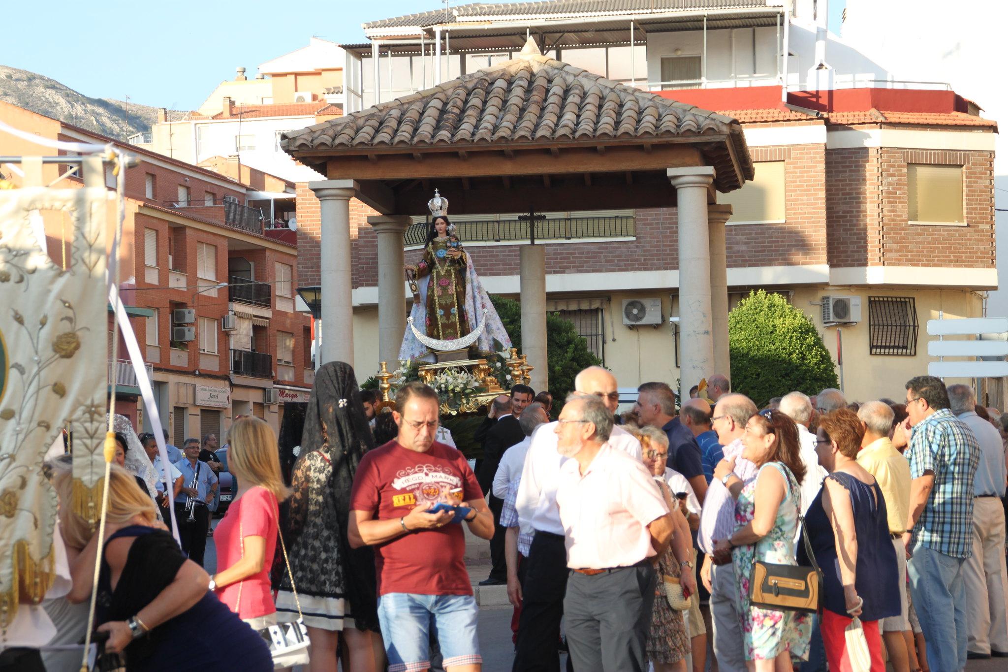 (2015-07-12) - Virgen del Carmen, parroquia La Santa Cruz - Javier Romero Ripoll (154)