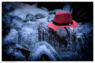 Red hat Linux on ice | by jorn.engberg