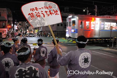 第12回秩父鉄道写真コンテスト(車両部門)入選作品