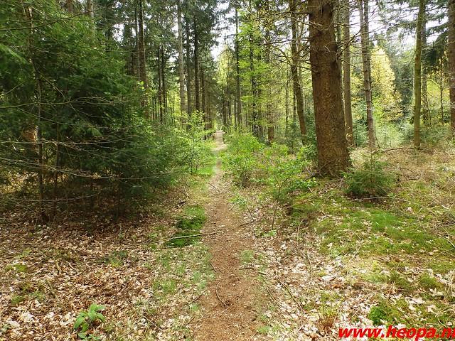2016-04-30   Lentetocht  (klim) wandeling 40 Km  (59)
