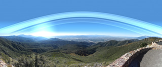Earth's Rings over San Bernadino | by Kevin M. Gill