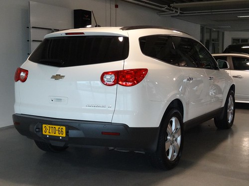 2012 Chevrolet Traverse Photo
