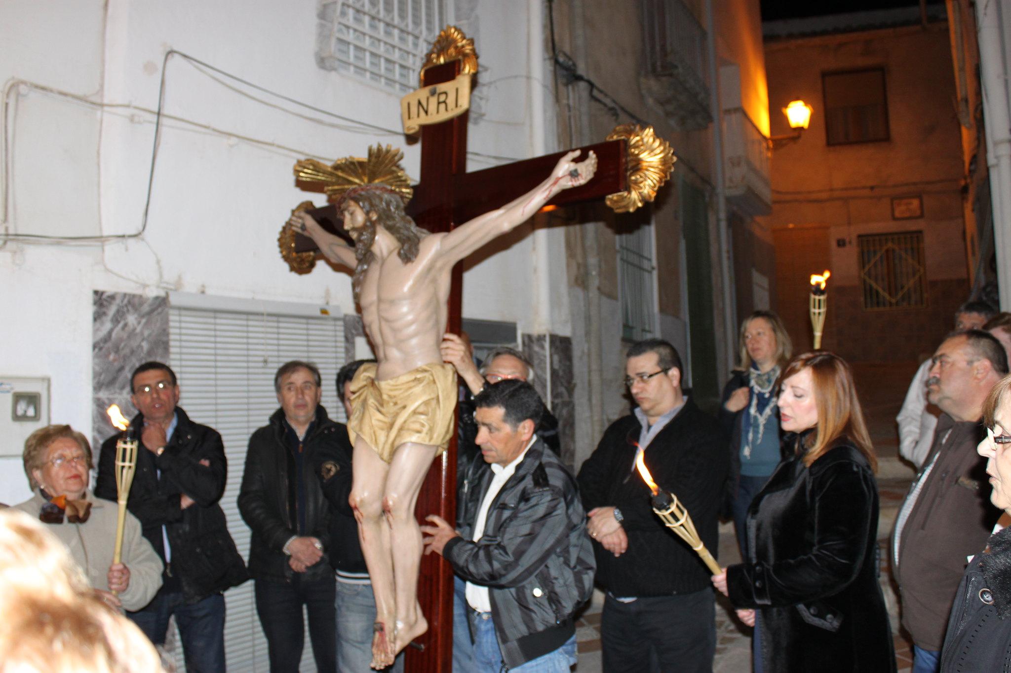 (2012-03-30) - III Vía Crucis nocturno - Javier Romero Ripoll  (10)