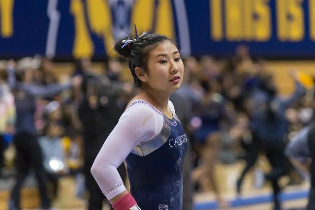 Cal gymnastics