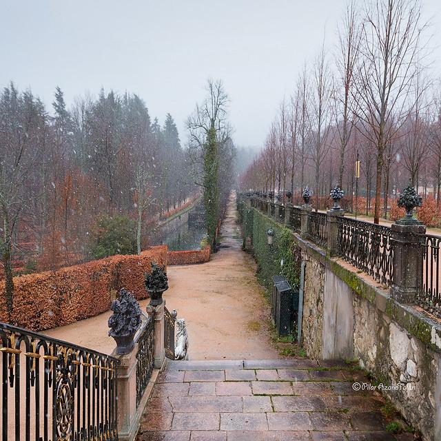 Jardines reales de San Ildefonso - Segovia