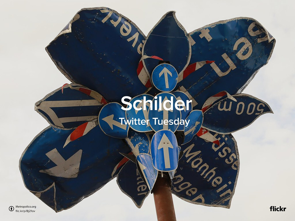Twitter Tuesday: Schilder