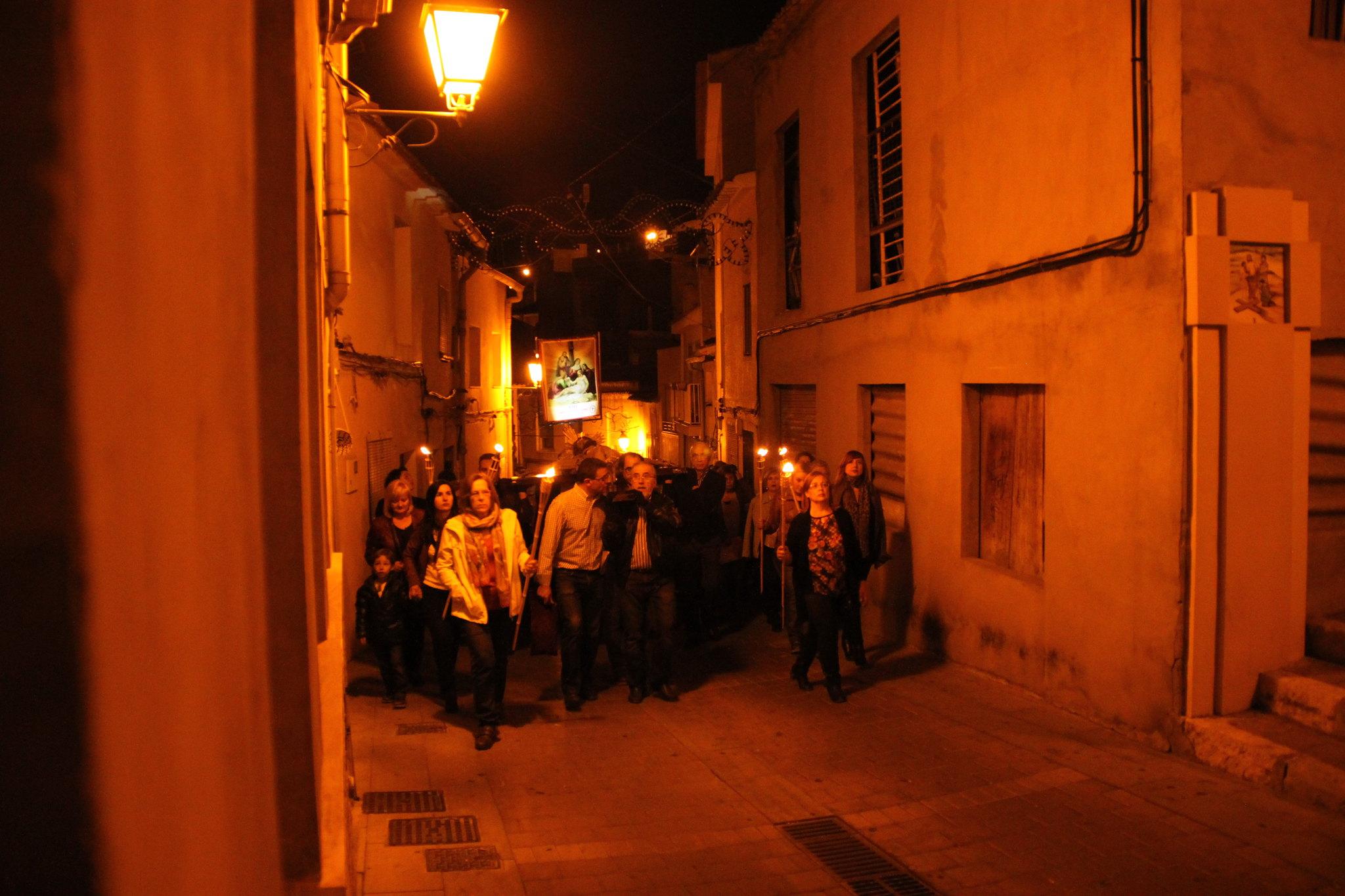 (2014-04-01) -  V Vía Crucis nocturno - Javier Romero Ripoll (148)