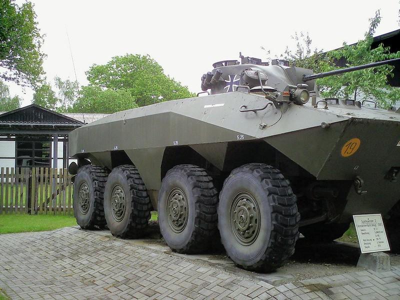 Spahpanzer 2 Prototype 5