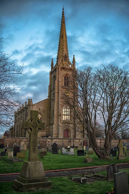 St. Michael's Church, Kirkham