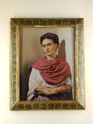 Ciudad Mexico - Frida Kahlo museum - 2