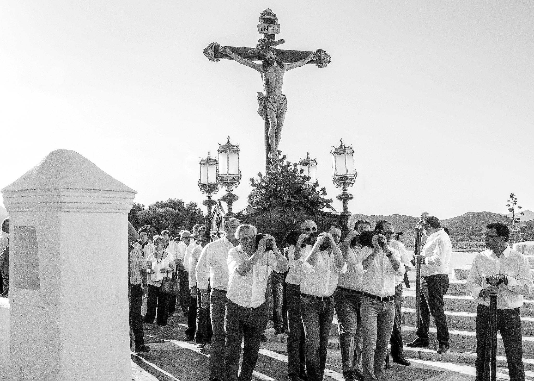 (2014-06-27) - Bajada Vía Crucis - Luis Poveda Galiano (04)