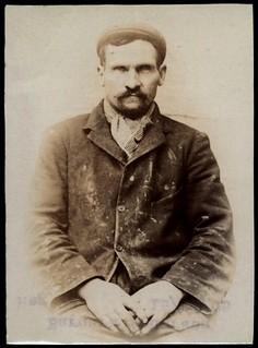 Bernard Andersen, arrested for indecent behaviour