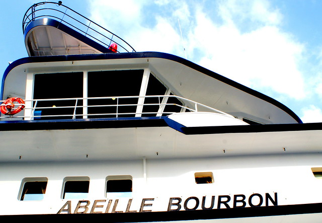 Rescue ship Abeille Boubon