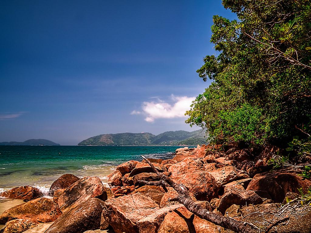 Praia do Lázaro - Ubatuba   Rafael Vianna Croffi   Flickr