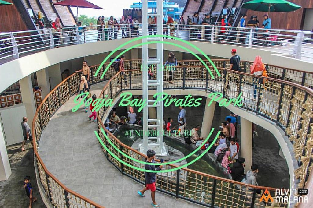 Presents.   Jogja Bay Pirates Park  #underculture