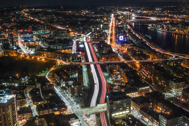 Boston - Looking West
