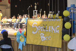 Humphreys Central Elementary School 2nd Annual Spelling Bee - U.S. Army Garrison Humphreys, South Korea -  20 April 2016 | by USAG-Humphreys