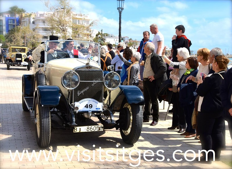 Sitges – Moverse en Coche | Parkings en Sitges