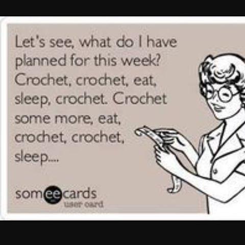 Lots To Do Crochetquotesworkskillsyarnhooksorders Flickr