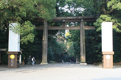 Main entrance to Meiji-Jingu | by charlesmonaco