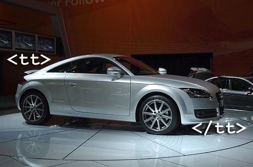 Audi <tt>   by JakobS
