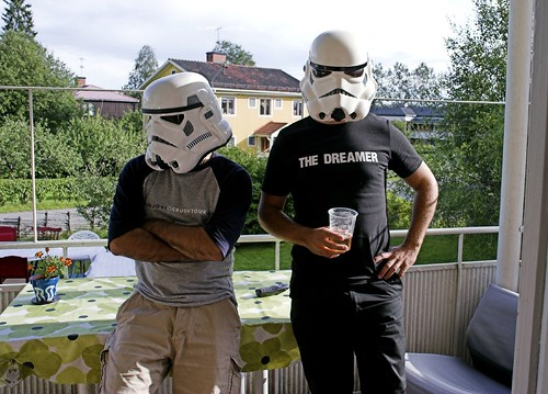 Stormtroopers | by tevensso