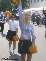 Sportler datieren Cheerleader