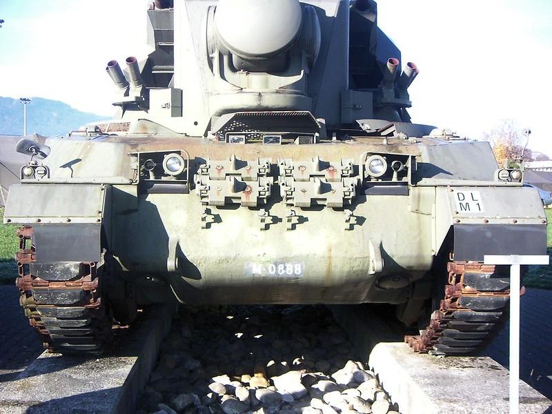 Pz68 Flakpanzer 1