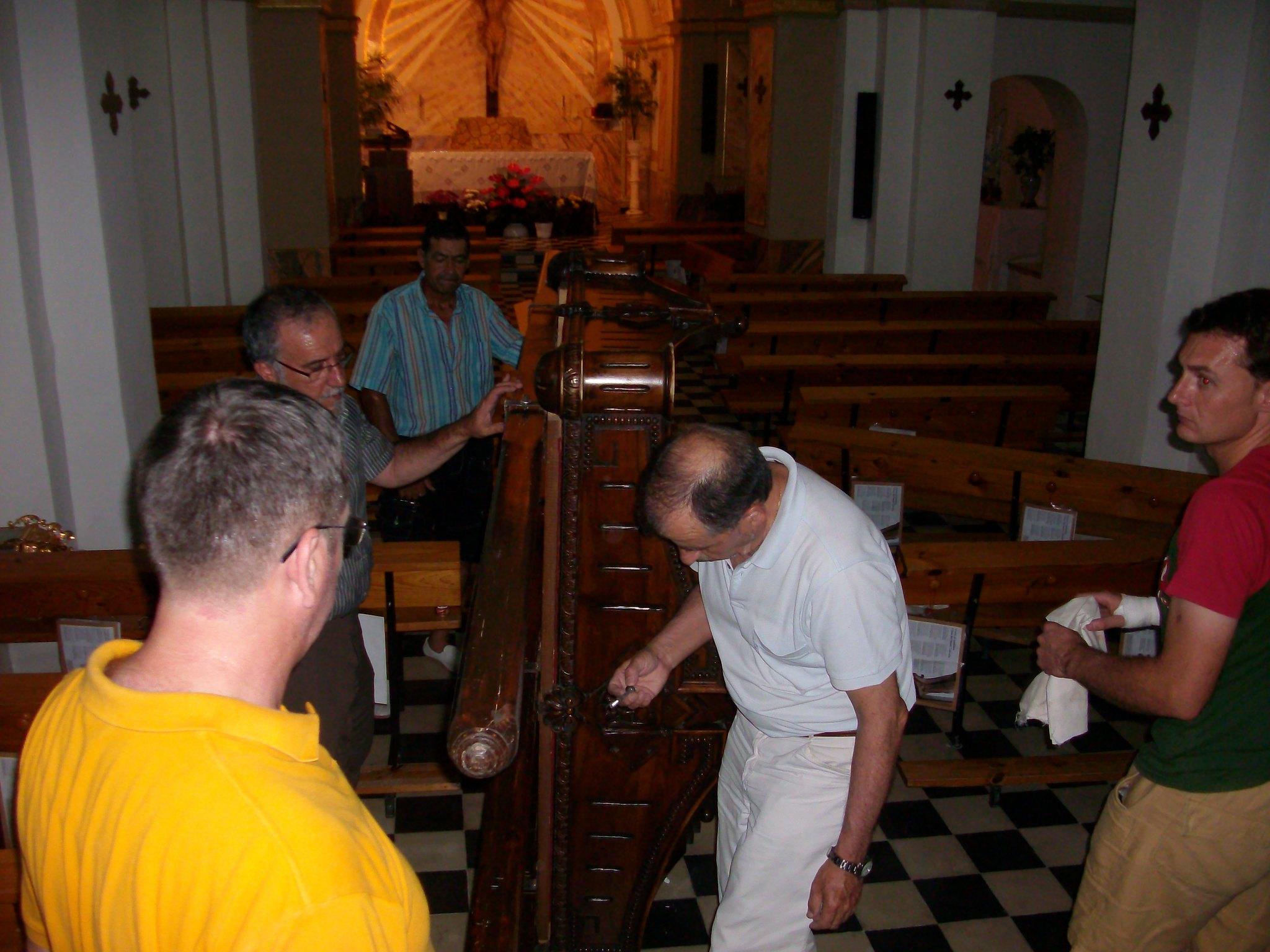 (2011-06-22) - Preparativos Imagen - José Vicente Romero Ripoll (09)