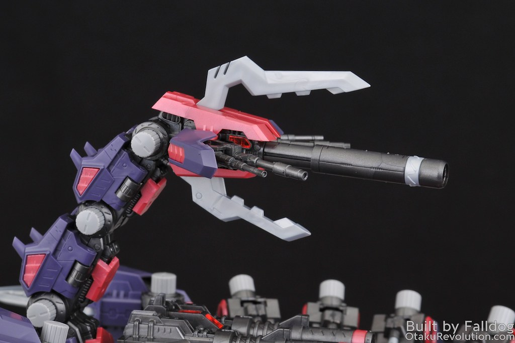 HMM Zoids - Death Stinger Review 11