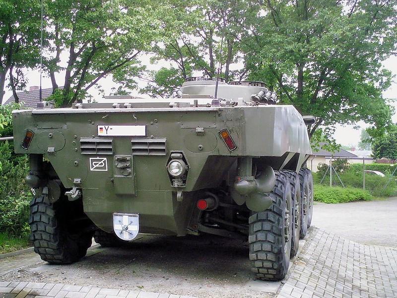 Spahpanzer 2 Prototype 6