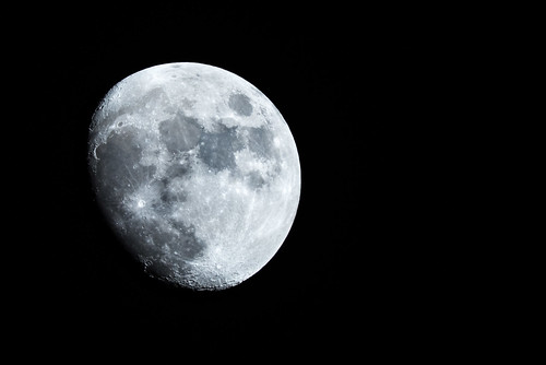 85% Waxing Gibbous | by www.craigrogers.photography