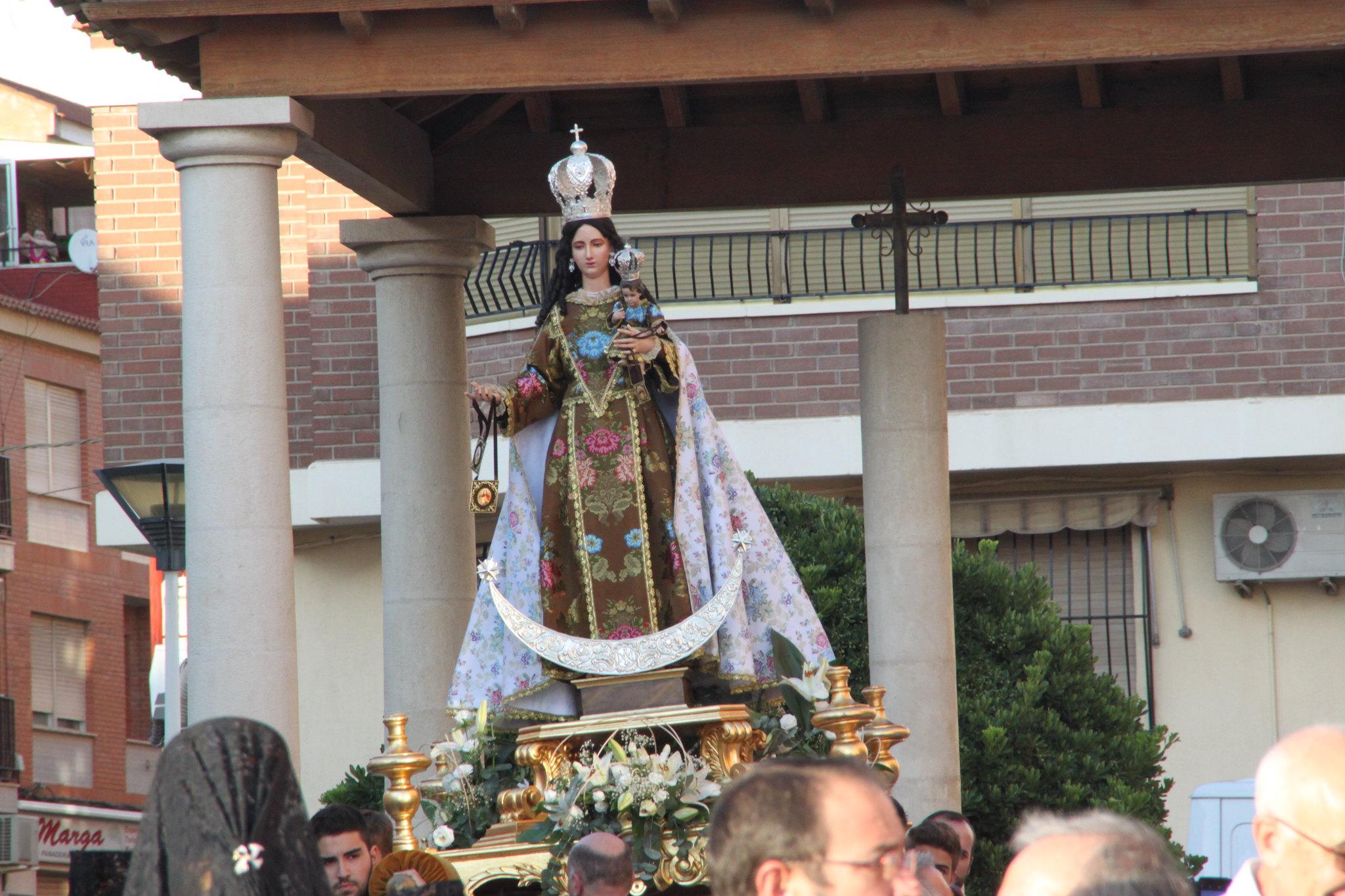 (2015-07-12) - Virgen del Carmen, parroquia La Santa Cruz - Javier Romero Ripoll (155)